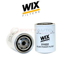 WIX Engine Oil Filter for 1975 Citro+â-½n SM 2.7L 3.0L V6 - Low Lubricant sz