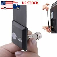 US As Seen on TV Clear TV Key FREE HDTV TV Digital Indoor Antenna Ditch Cable