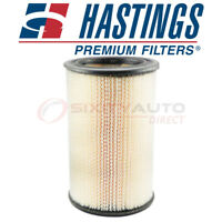 Hastings Air Filter for 1970 Citro+â-½n ID19 2.0L L4 - Filtration System aa