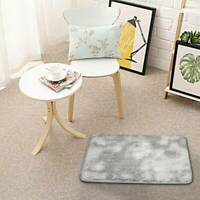 Living Room Carpet Household Supplies Soft Tie Dye Coffee Table Mat 6T