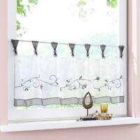 Homeliving Curtain Kitchen Supplies Polyester Living Room Coffee Curtain LI