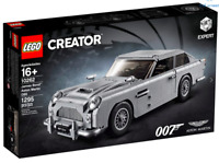 LEGO 10262: Creator James Bond Aston Martin DB5 **SEALED BOX&FREE SHIPPING**