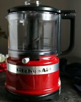 KitchenAid - KFC3516ER 3.5-Cup Mini Food Processor - Empire red