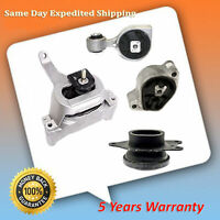 Engine Motor & Trans Mount 4PCS for 07-12 Nissan Altima 2.5L Auto CVT Trans.M988