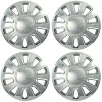 Hubcaps fits 07-11 Ford Crown Victoria (Pack of 4) 17 Inch Wheel Cover Rim Skin