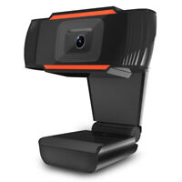 A870 USB 2.0 HD 12.0MP Webcam with Built-in Microphone for PC & Desktop