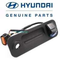 OEM Reverse Backup Rear View Camera Trunk Camera for 2015-2017 Hyundai Sonata