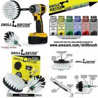 Car Truck Cleaning Supplies Accessories Drill Brush Detailing Kit Wheels Rims Ti