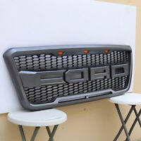 For ​Ford F150 F-150 Grill Grille 2004-2008 Gray