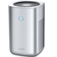 Air Purifier Oil Aromatherapy for Room Allergies Pets Hair, Smokers, HEPA Filter