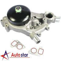 Water Pump AW6009 For 07-09 Chevrolet GMC Buick Hummer Saab 4.8L 5.3L 6.0L OHV