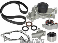 Super Auto TWPTY03 Engine Timing Belt Kit With Water Pump And Seals Set