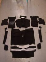 TRIUMPH 1962-1980 SPITFIRE BLACK CARPET KIT WITH 20 OUNCE PADDING GREAT PRICE
