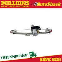 New Rear Left Drivers Side Power Window Regulator w/Motor fits Malibu Cutlass
