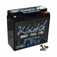 New Kinetik HC600-BLU 600 Watt Blue Car Audio High Current Power Cell/Battery
