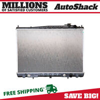 New Prime Choice Complete Aluminum Radiator fits 2000-04 Nissan Frontier Xterra