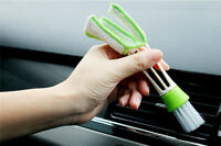 New Pocket Car Tool Air-condition Brush Cleaner Duster Car Cleaning Tools