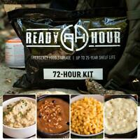 Ready Hour 72-Hour Food Supply Kit - Survival - Emergency 16 Servings