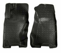 Husky Liners 30601 Black Front Classic Style Floor Liners 99-04 Grand Cherokee