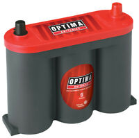 Battery-Red Top Optima Battery 8010-044