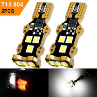 13Pcs Car White LED Lights Kit for Stock Interior & Dome & License Plate Lamps