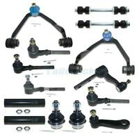 New 11pc Front Suspension Steering Kit For Ford F150 F250 Expedition 4WD 96-2003