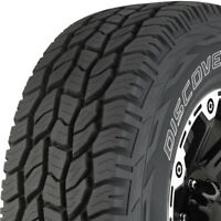 2 New LT265/70R16 Cooper Discoverer A/T3 All Terrain 10 Ply E Load Tires 2657016
