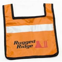 Rugged Ridge 15104.43 Winch Line Dampener Can be Worn as a Safety Vest Protects