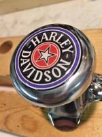 HARLEY FATBOY  HEAVY DUTY SUICIDE STEERING WHEEL SPINNER   NOT FOR NEW VEHICLES