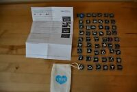Subaru Badge of Ownership - Lot of ALL 54 New OEM Assorted Emblems/Medallions!!!