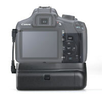 Vertical Battery Grip For Canon EOS 200D Rebel SL2 Camera can holder 2 batteries