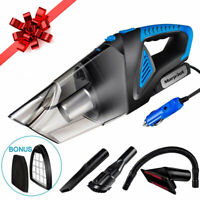 Car Vacuum Cleaner High Power,Morpilot 5500Pa DC 12V 120W Portable Handheld Auto