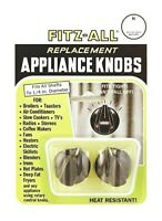 Tops TOP1345 55713 Fitz-All Replacement Appliance Knobs, Set of 2