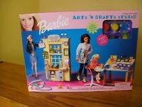 Barbie Arts and Crafts Studio