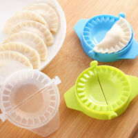 1pc Simple Manual Dumpling Maker Tool Device Easy DIY Mold Kitchen Supplies