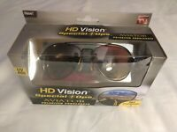 HD Vision Special Ops Aviator Polarized Sunglasses as seen on TV