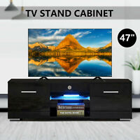 Modern Large TV Stand Unit Console Table Cabinet Drawer Entertainment Center