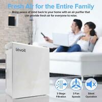 New/Selaed Levoit LV-PUR131S Smart True HEPA Air Purifier - Free Shipping