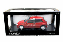 1991 renault clio 16s red 1 18