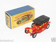 Matchbox model of y 9 1912 simplex