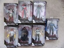 Arkham knight action figure 7 new