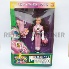 Bandai power rangers 1993 kimberly