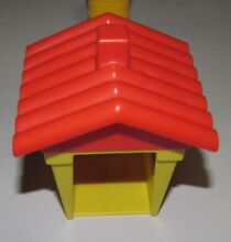 Playskool tower hut play friends