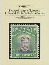 Collection of postage stamps of