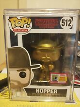 Gold hopper sdcc 2018 funko fundays