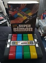 Mb super simon computer controlled