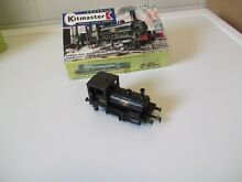 Maquettes locomotive saddle tank no