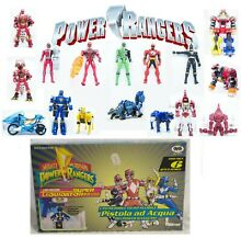 Power rangers bandai action figure