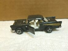 Zee toys black 57 chevy hard top