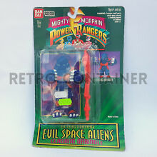 Bandai power rangers evil space